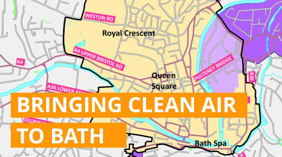 A Step Towards Cleaner Air For Bath