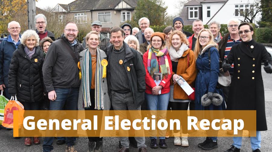 General Election Recap