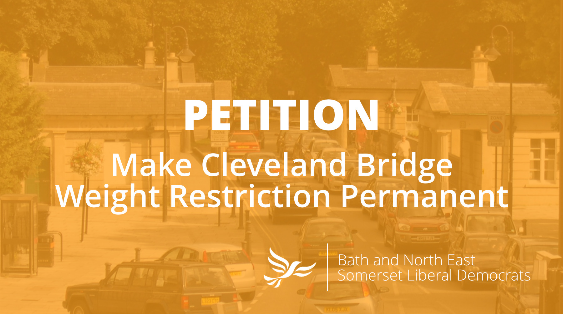 Make Cleveland Bridge Weight Restriction Permanent