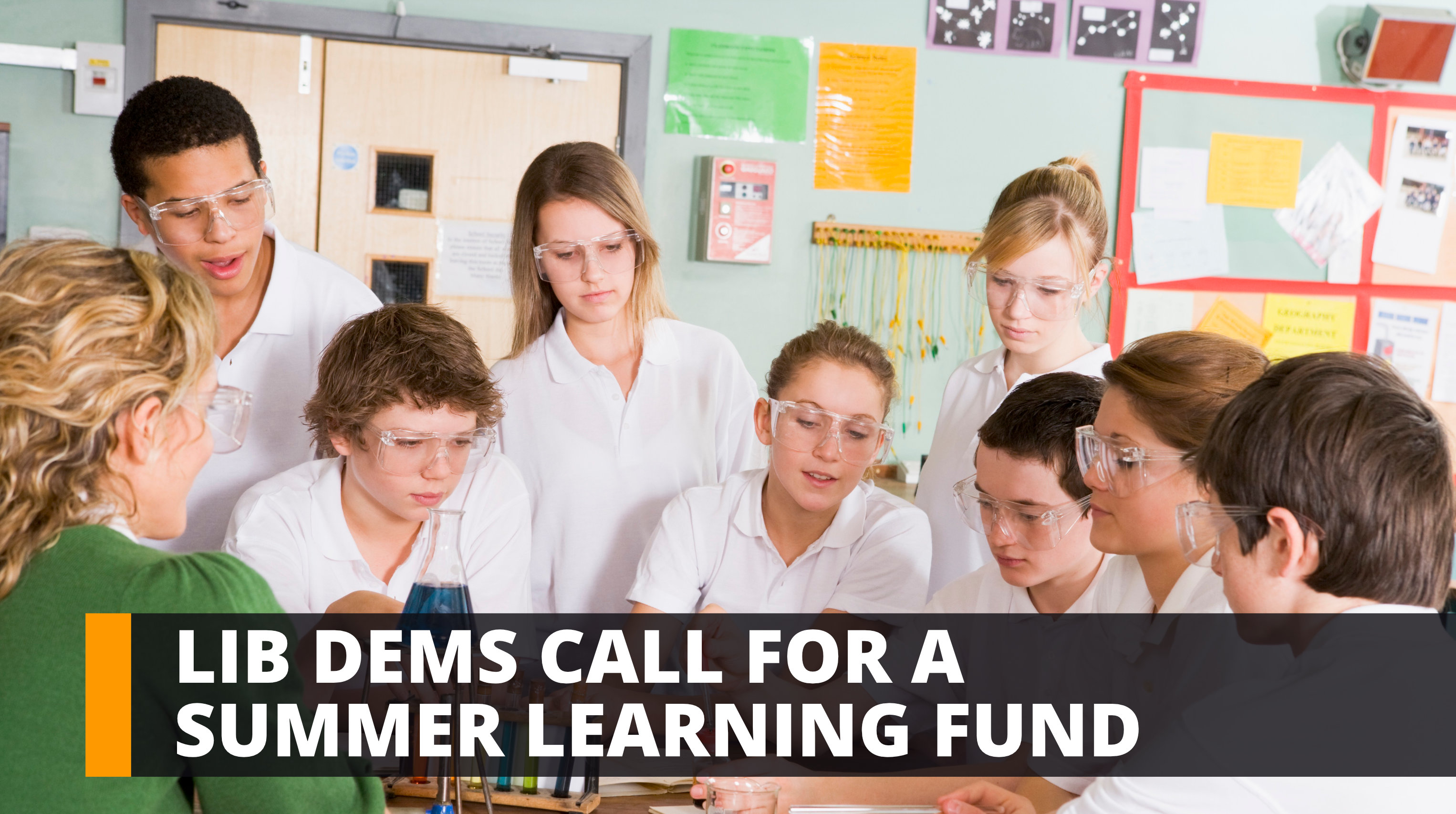 3,541 pupils across B&NES could benefit from Summer Learning Fund under Lib Dem plans