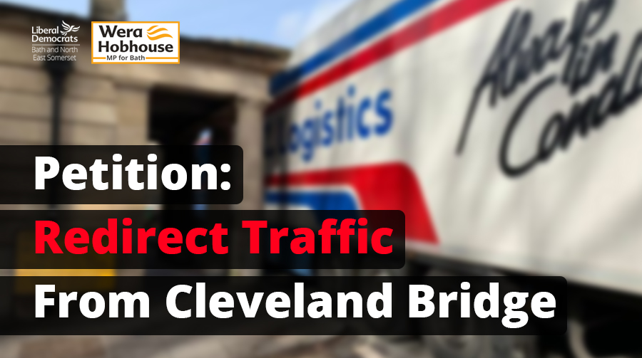 Petition: Redirecting Traffic From Cleveland Bridge