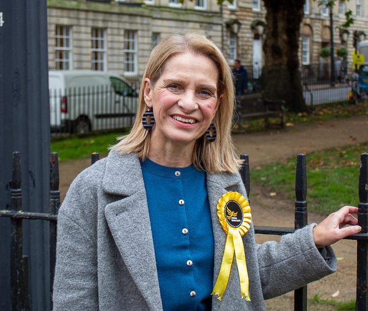 Wera Hobhouse MP