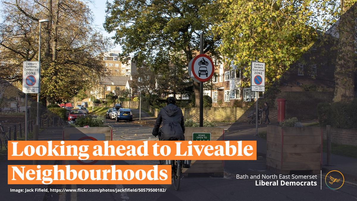 Looking ahead to Liveable Neighbourhoods