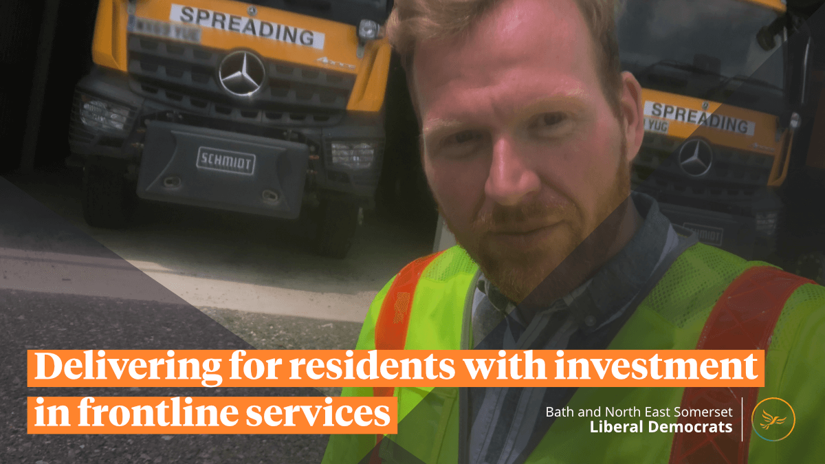 Delivering for residents with investment in frontline services