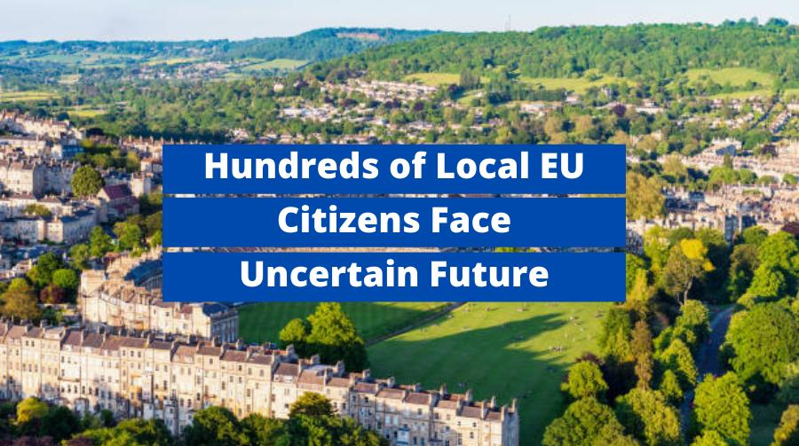 Hundreds of Local EU Citizens Face Uncertain Future