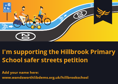 Hillbrook School road safety petition taken down