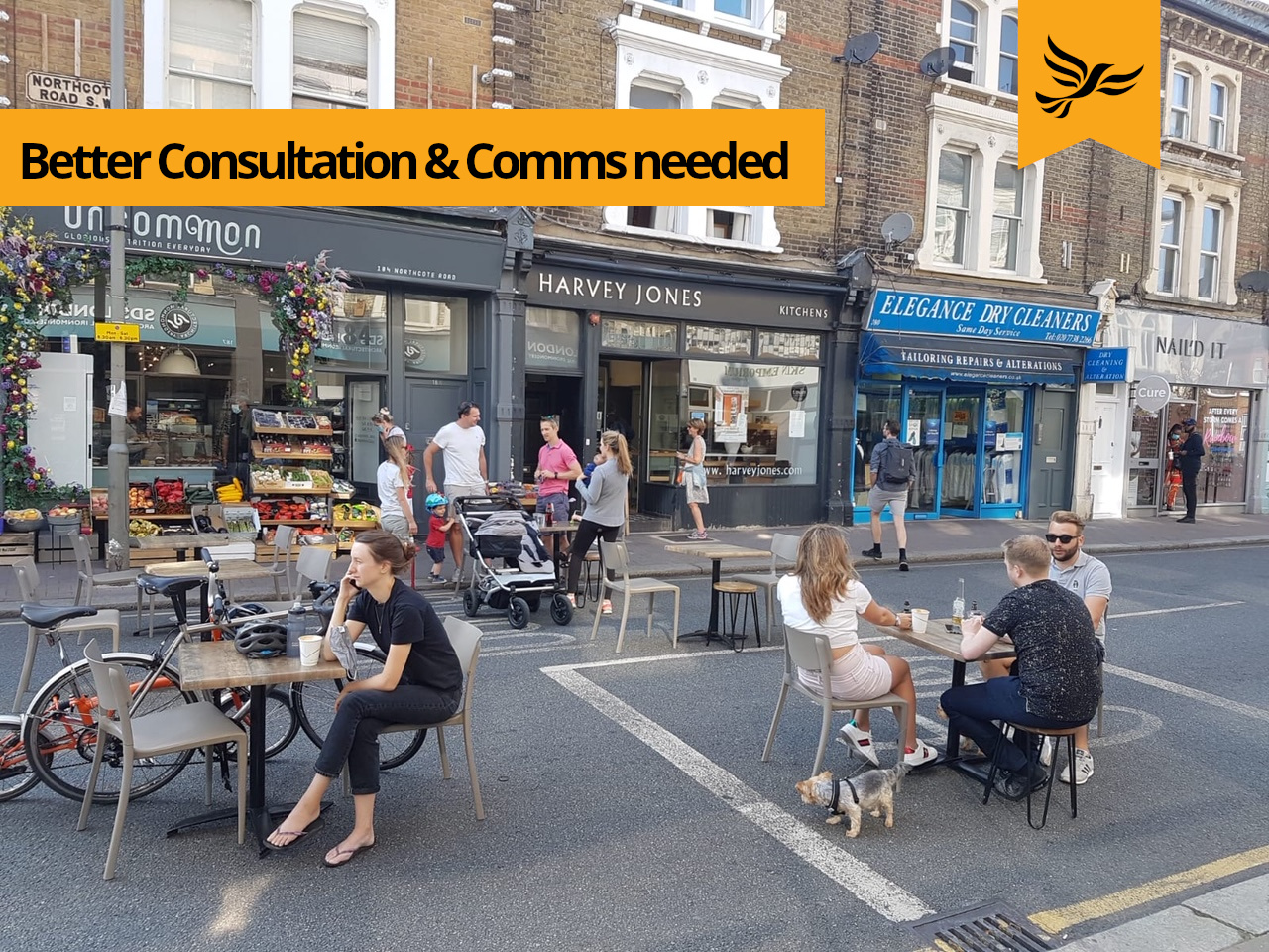 Traffic Schemes: Thorough Consultation, Better Communication Needed - Battersea Lib Dems