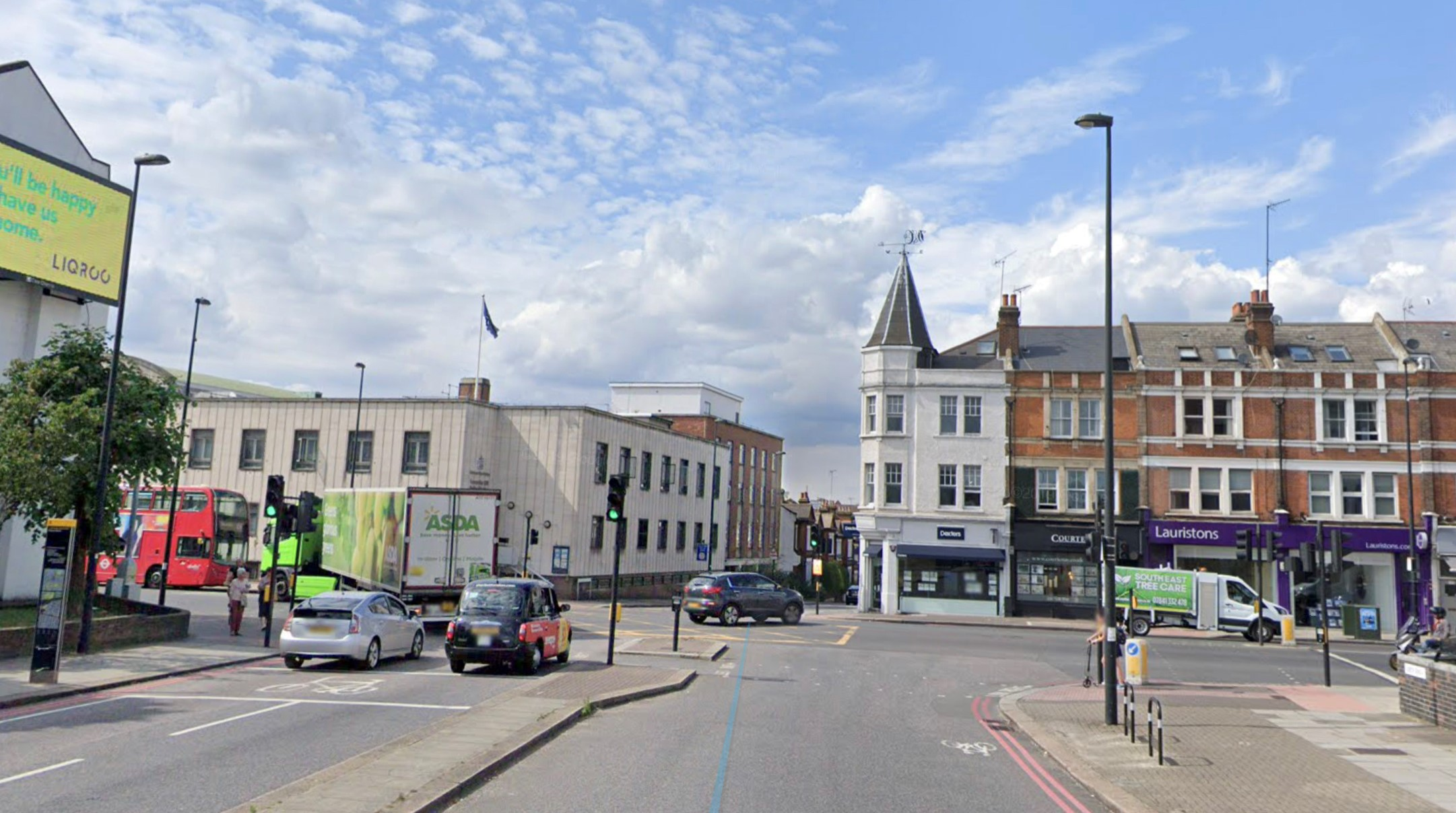 TFL to make Safety Improvements in Lavender Hill