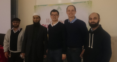Tooting Islamic Centre open day visit