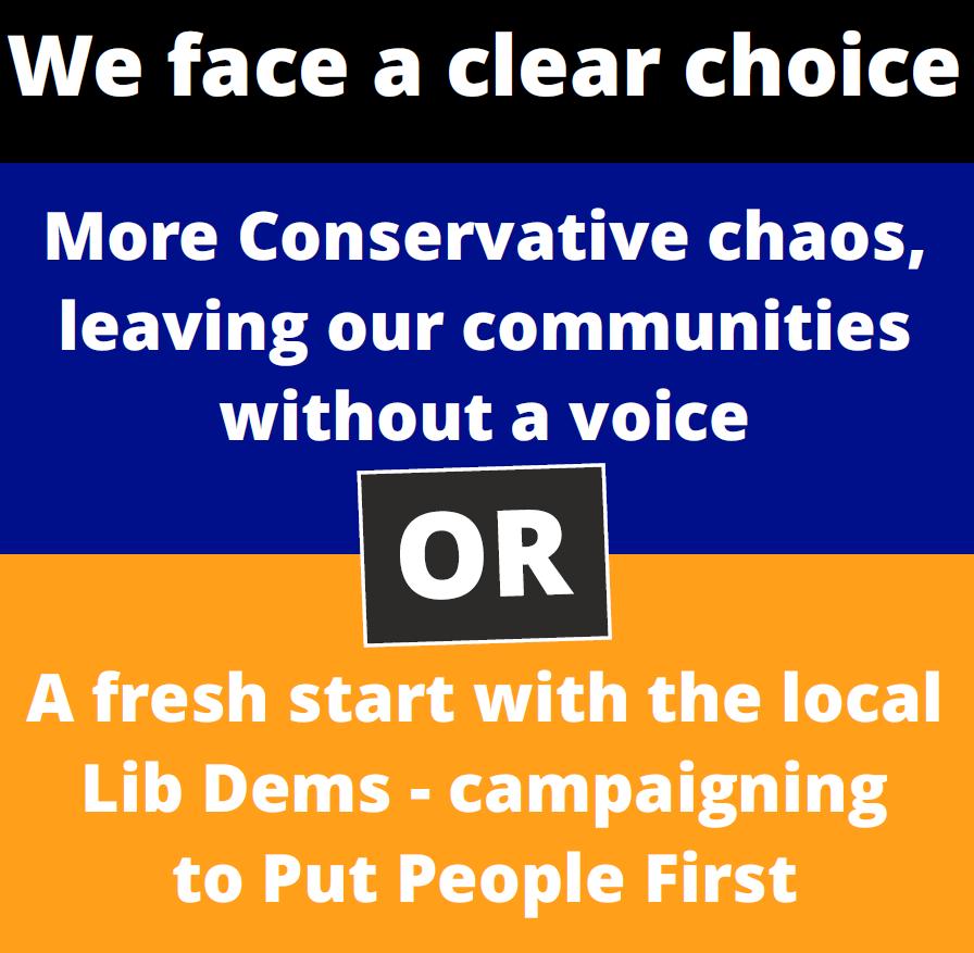 Clear choice image