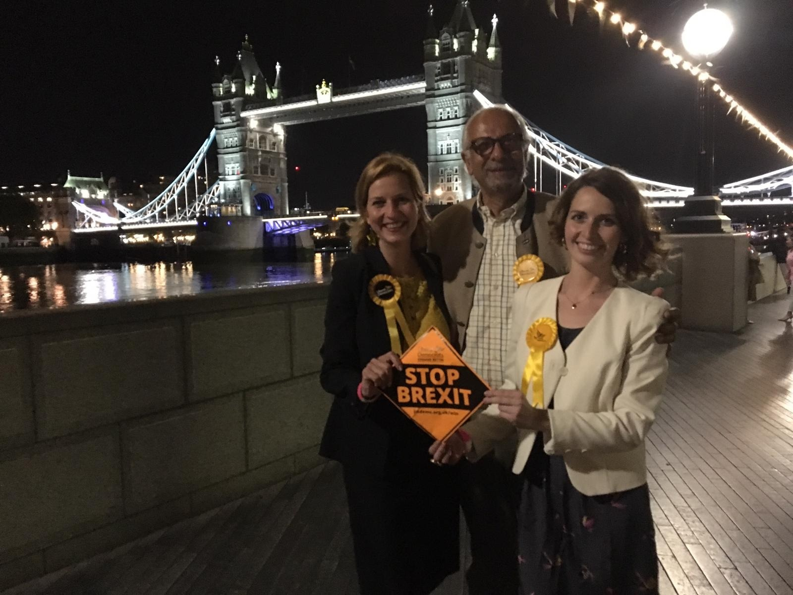 Lib Dems Win London