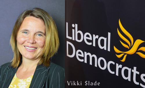 Lib Dem Leader for New BCP Council