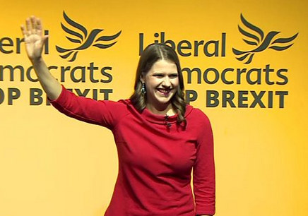 Jo Swinson to lead Liberal Democrats