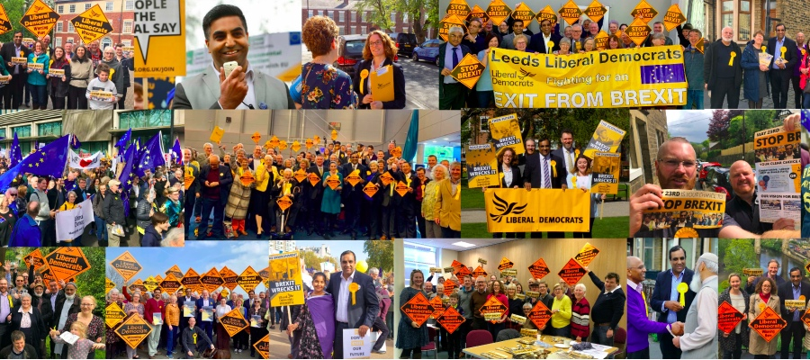 Yorkshire and the Humber Liberal Democrats Regional Conference 2020