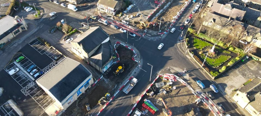 Greengates Junction Improvement Update