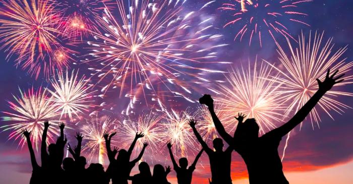 Ban Noisy Fireworks