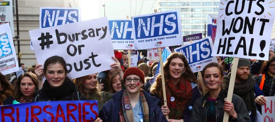 Record Waiting Times Show Tories