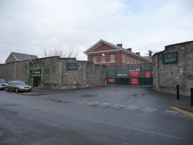 Brecon Barracks