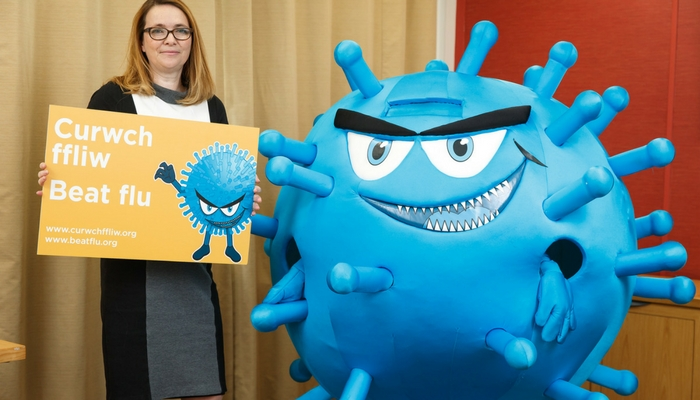 key_kirsty_backs_campaign_to_beat_flu.JPG