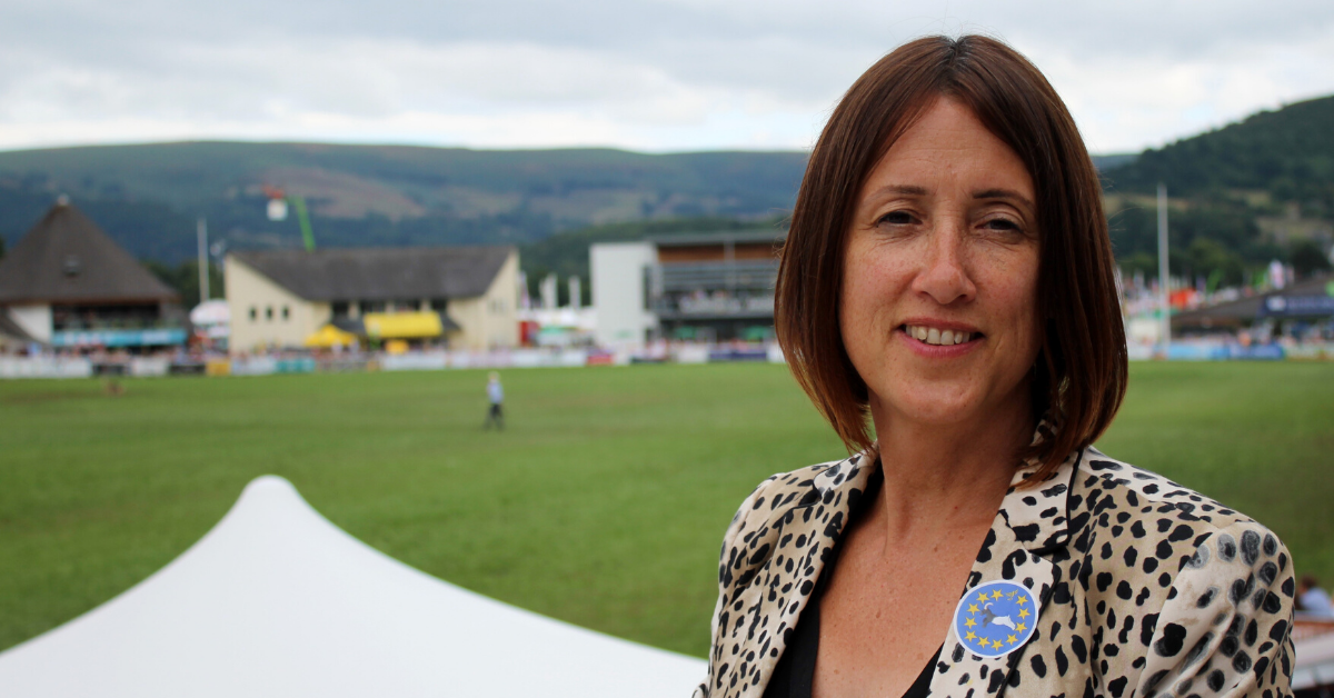 Jane Dodds: Mid and West Wales Region