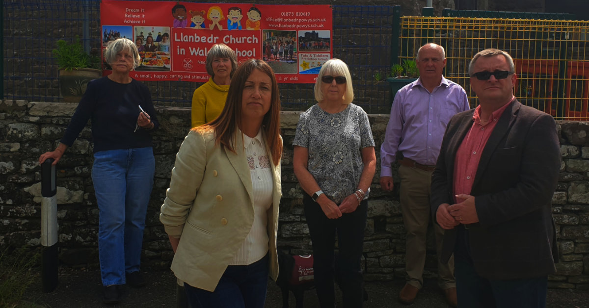 Powys Lib Dems call for open air consultations on school closures