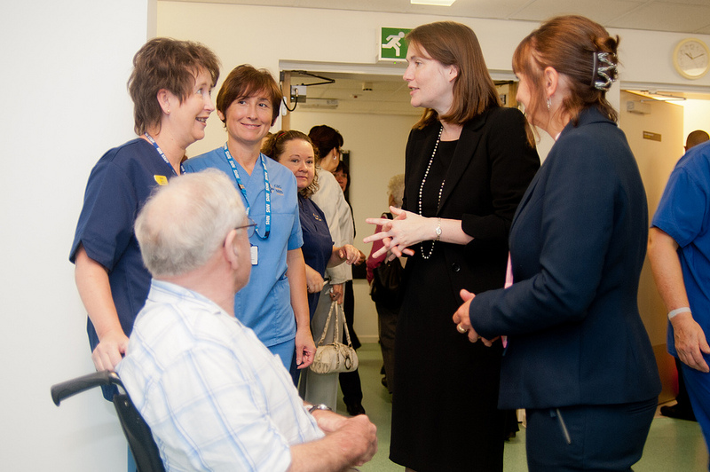 'NHS in Wales is often getting the basics wrong' - Kirsty Williams