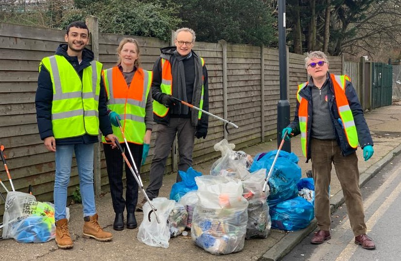 Clean Up Alperton Day