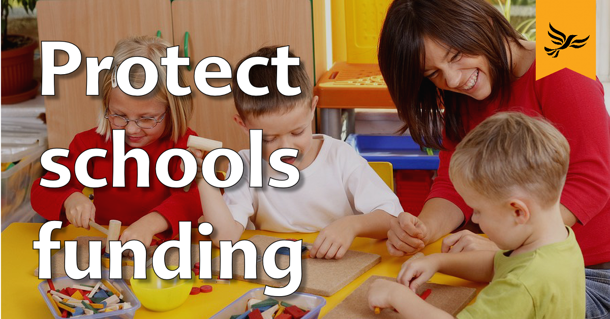 Protect Schools Funding