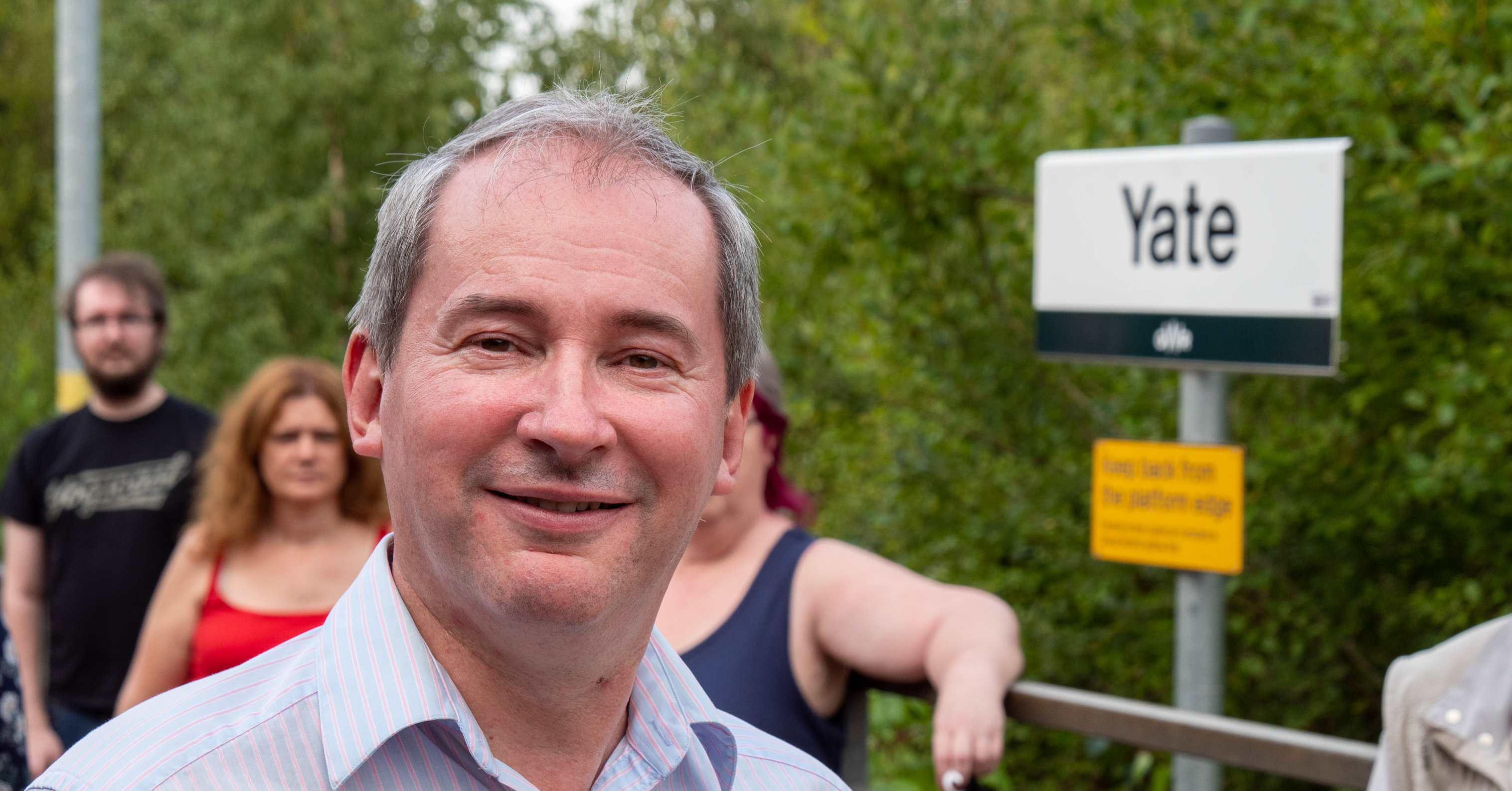 Liberal Democrats call for more trains for Yate