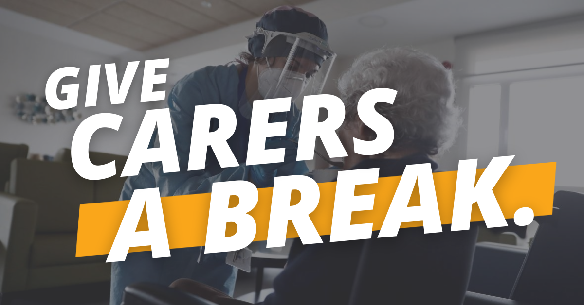 Lib Dems call on Chancellor to give the West's 85,362 carers a break
