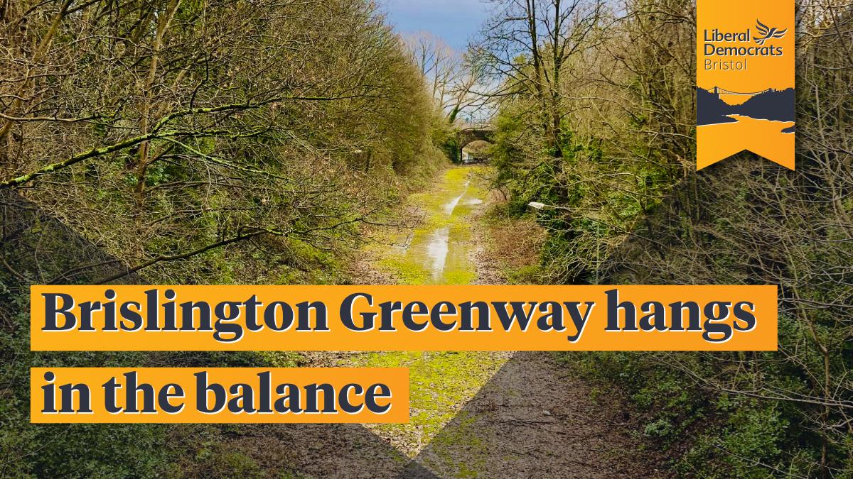 Brislington Greenway hangs in the balance