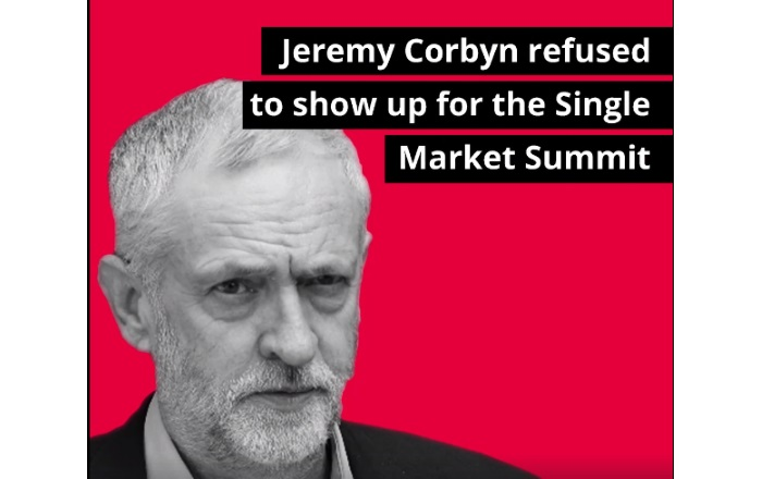Corbyn Lets Us Down on Brexit - Again!