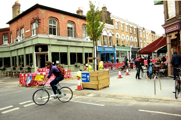 Healthy Streets for Bromley