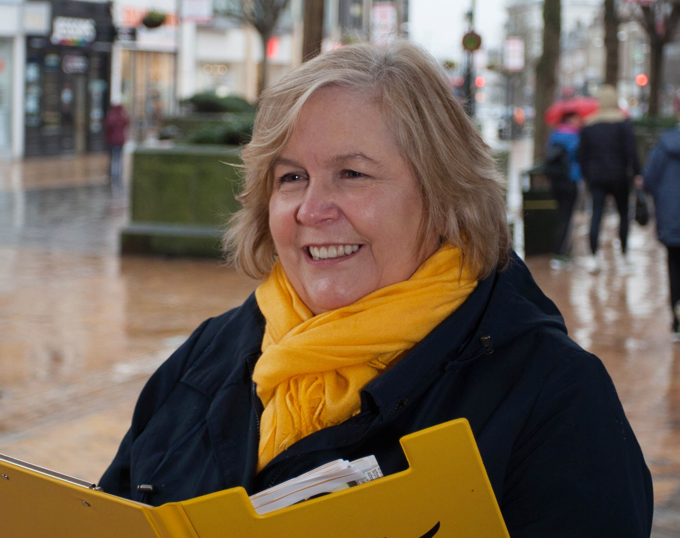 Julie Ireland By-Election Candidate