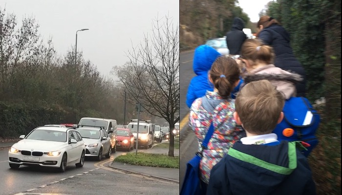 Unicorn and Langley Schools Road Safety Petition