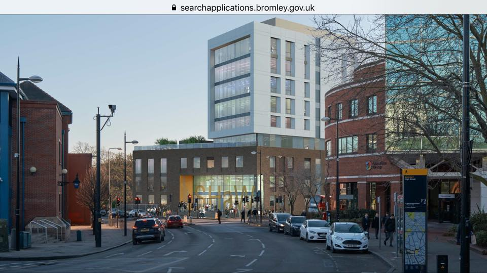 Public Inquiry into New 10 storey school at 1 Westmoreland Road Concludes