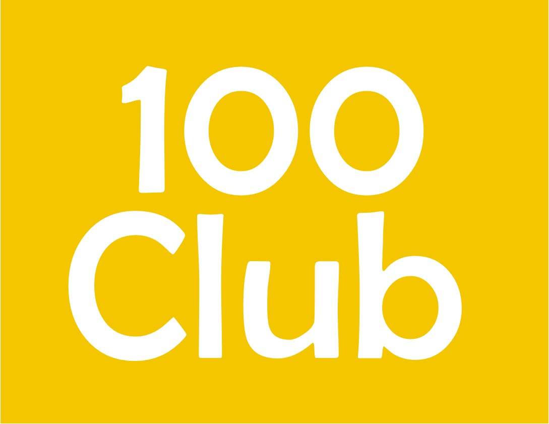 100 Club - join our monthly fund raising draw