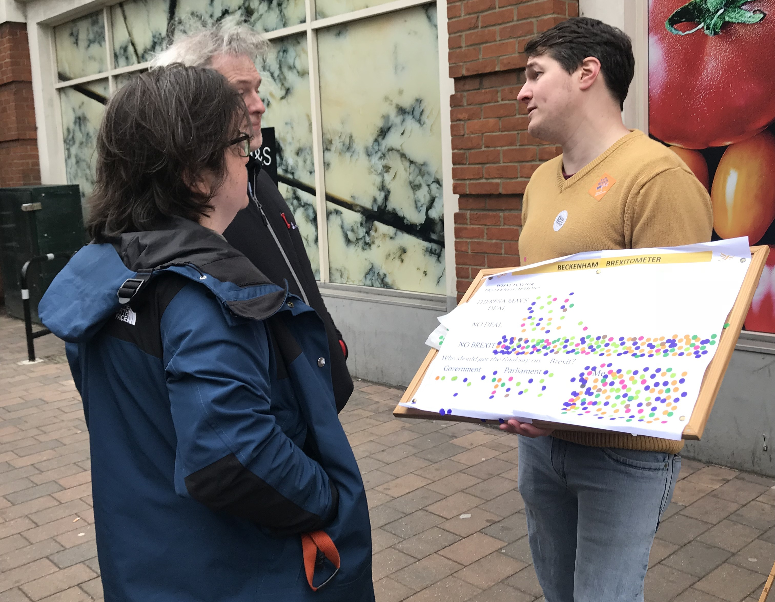 Brexitometer in Beckenham