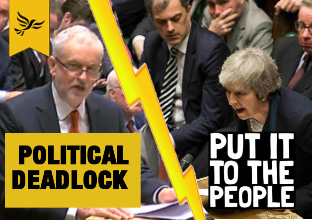 End the Chaos - Stop Brexit Now