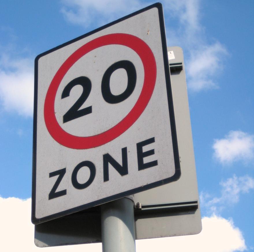 20 mph