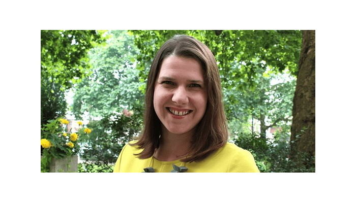 Jo Swinson is Leader of the Liberal Democrats