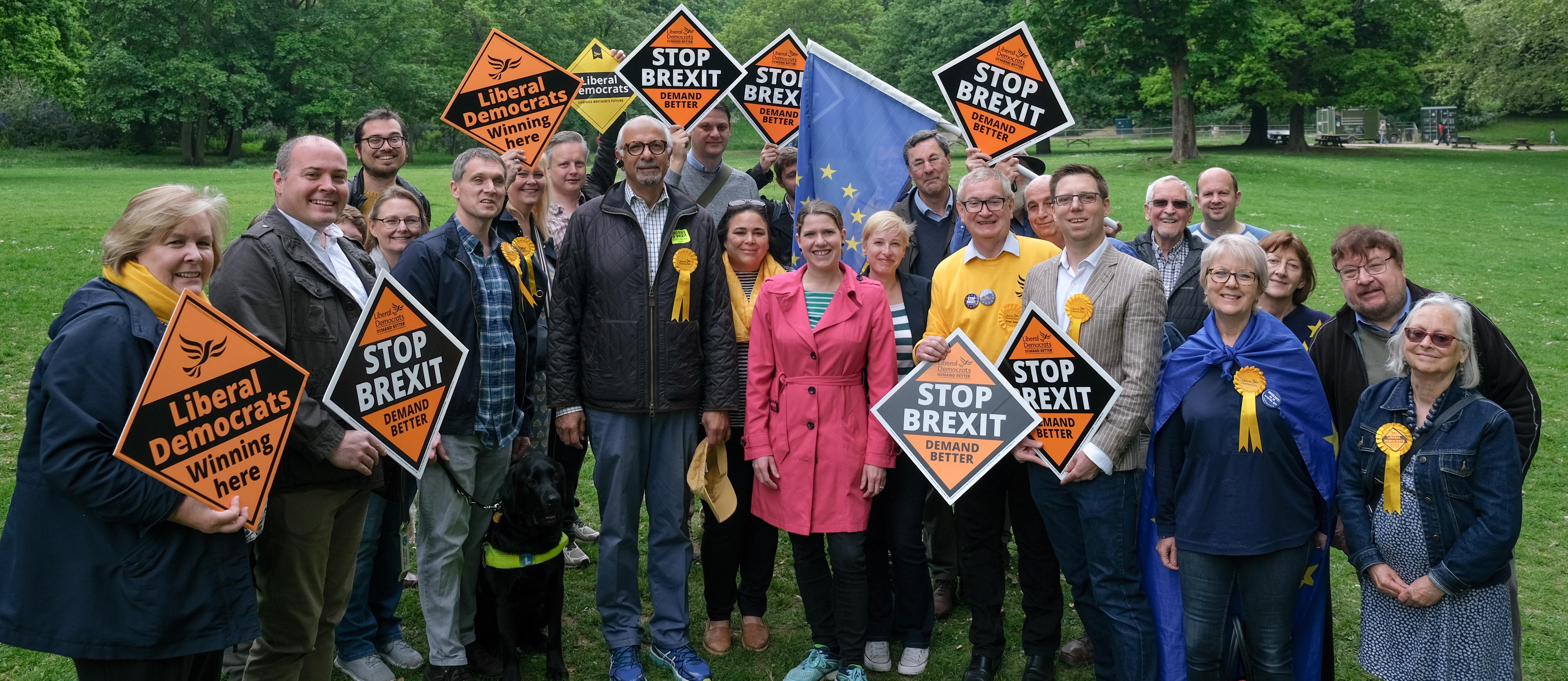 Bromley Lib Dem Membership Soars by 40%