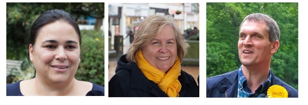 Bromley Liberal  Democrats announce candidates for the General Election