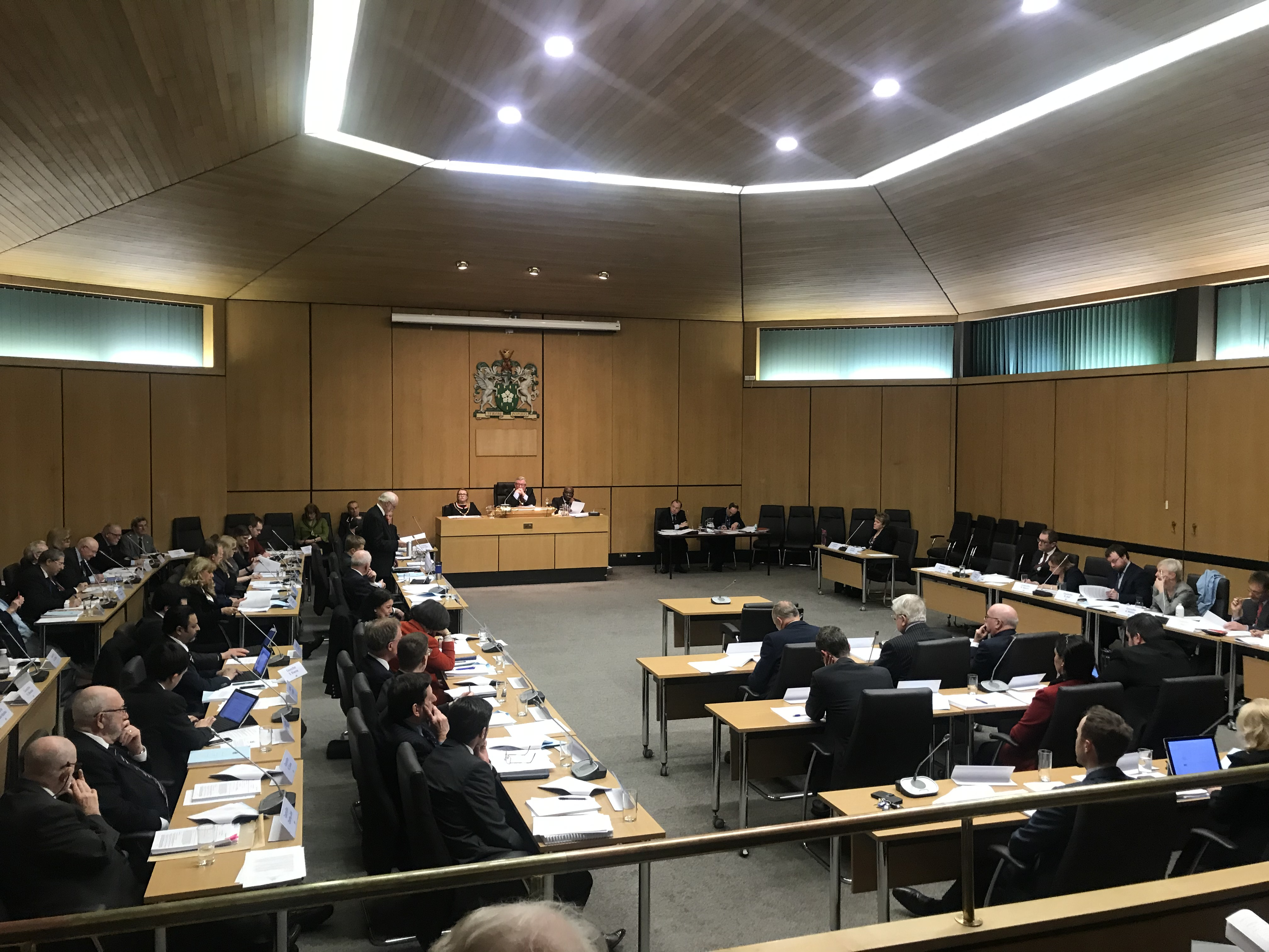 Bromley Council Budget Meeting