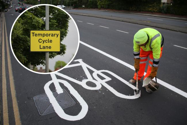 Welcome Changes to Cycling and Walking