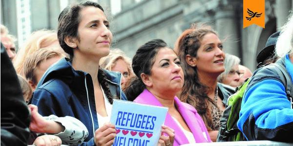 Refugees MUST Have Safe Passage