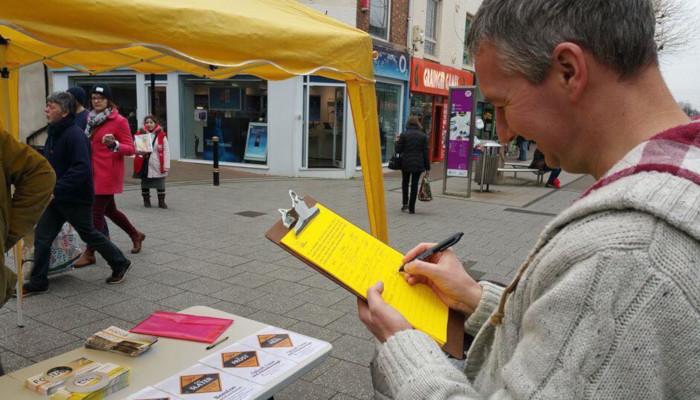 Volunteer to help Broxtowe Liberal Democrats