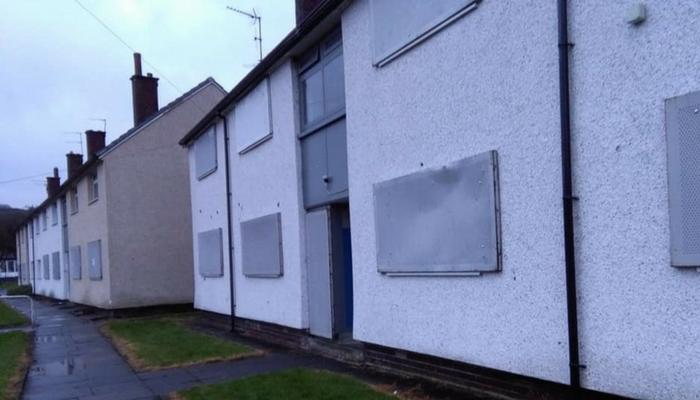 Hundreds of homes across Calderdale left empty for years