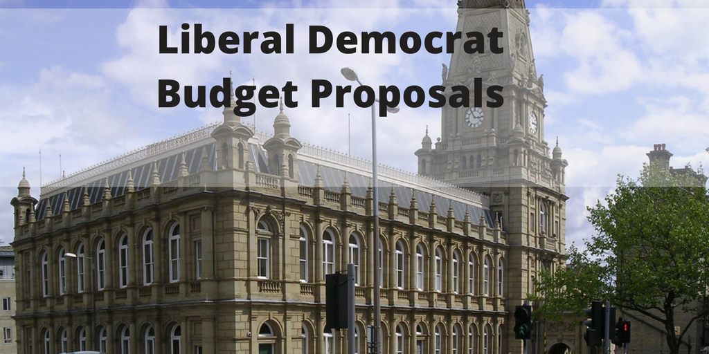 Calderdale Liberal Democrat Budget Proposals - Innovating to protect services
