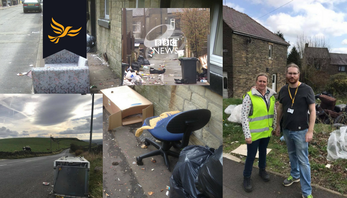 Littering and Fly-tipping - Sign the petition
